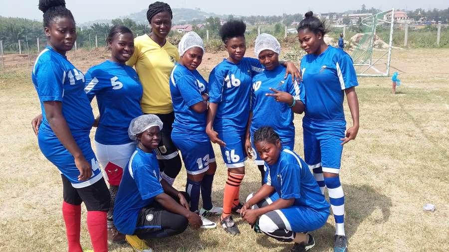High Care Ladies Team-900